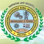 KLSVDRIT-Karnatak Law Society Vishwanathrao Deshpande Rural Institute of Technology