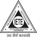 IETE-Institution of Electronics and Telecommunication Engineers