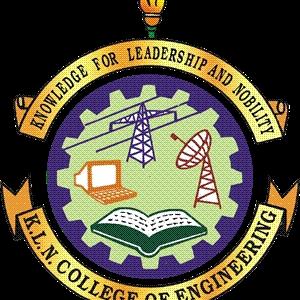 KLNCE-K L N College of Engineering