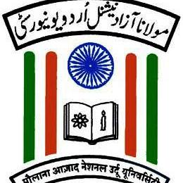 MANUU-Maulana Azad National Urdu University