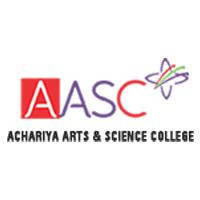 AASC-Achariya Arts and Science College
