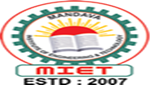 MIET-Mandava Institute of Engineering and Technology