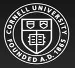 CU-Cornell University