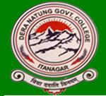 DNGC-Dera Natung Government College