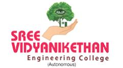 SVEC-Sree Vidyanikethan Engineering College