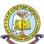 DBRAOU-Dr B R Ambedkar Open University