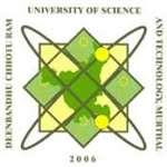 DCRUST-Deenbandhu Chhotu Ram University of Science and Technology