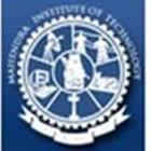 MIT-Mahendra Institute of Technology