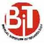 BIT-Bengal Institute of Technology