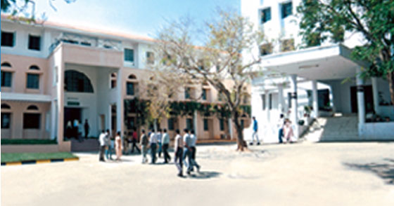V L B Janakiammal College of Arts and Science