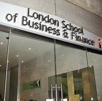 London School of Business and Finance