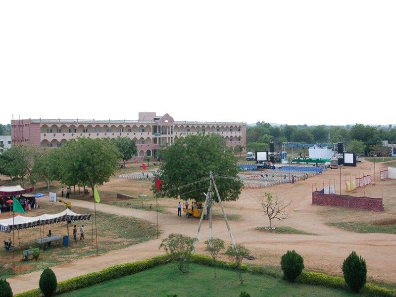 Over view of indur
