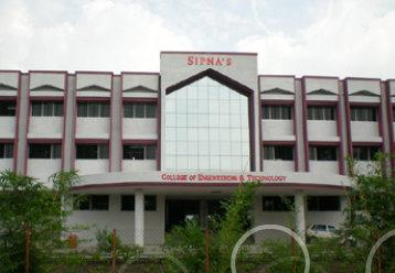 Sipna College of Engineering and Technology