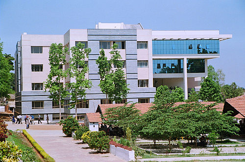 M S Ramaiah is a superb educational institution in India.