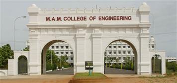 MAM College of Engineering
