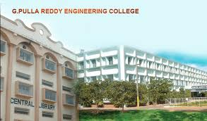 G Pulla Reddy engineering college got the best JKC placement reward from the chief Minister