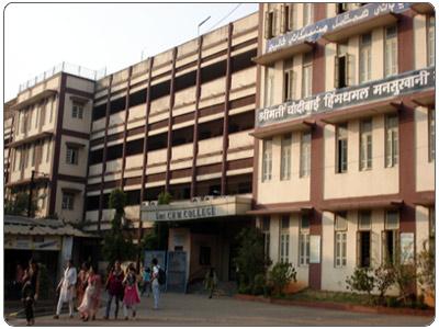 Smt Chandibai Himathmal Mansukhani College