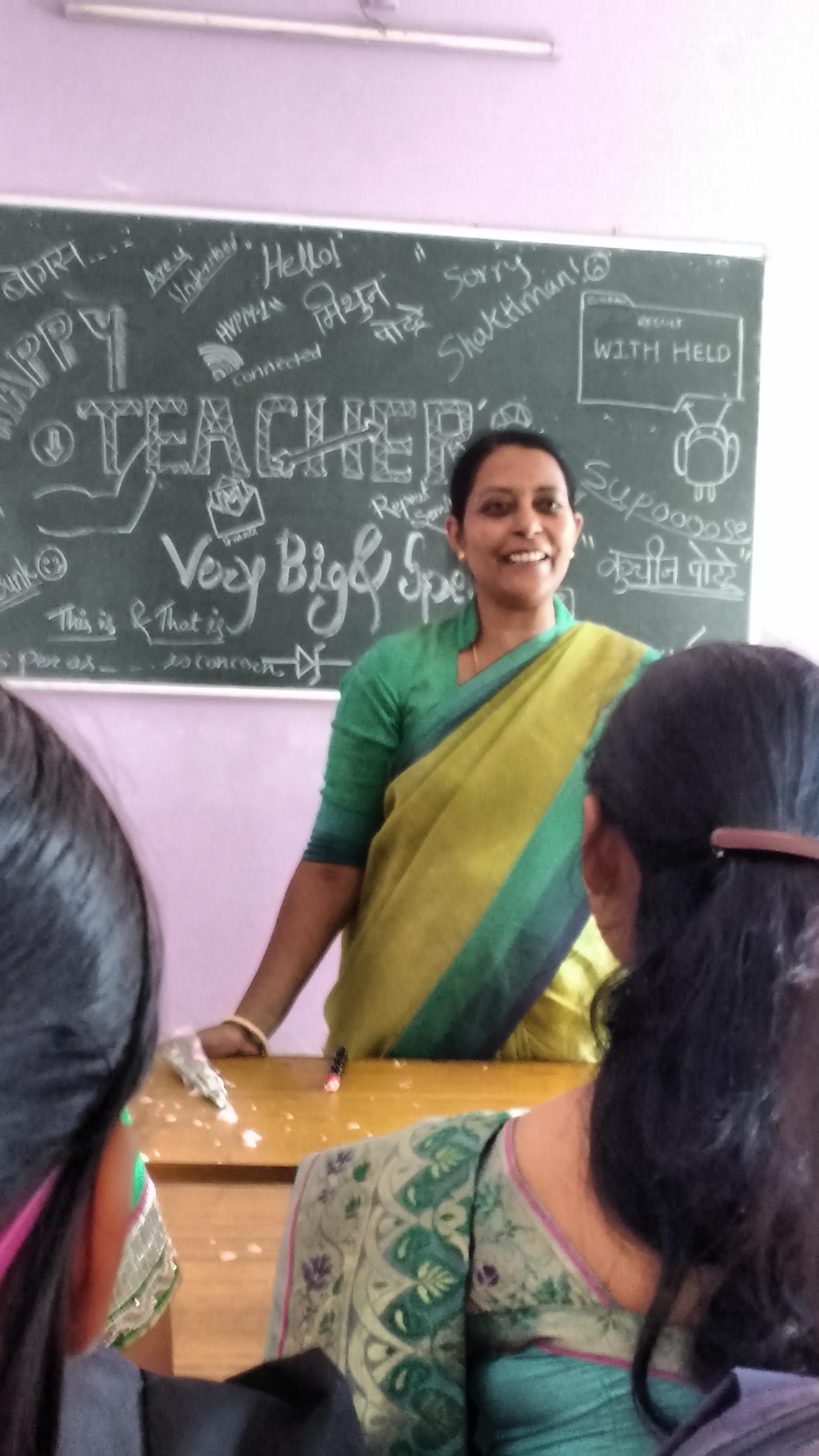 celebration of Teachers day