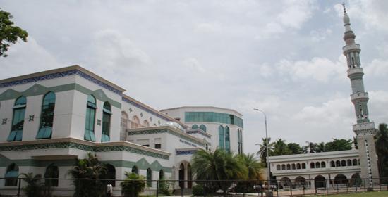 The New College Chennai