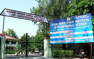 Gyani Inder Singh Institute of Professional Studies
