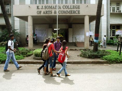 K J Somaiya College of Arts and Commerce