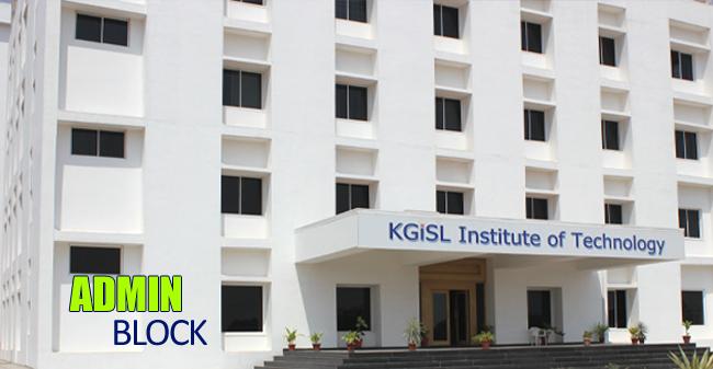 KGiSL Institute of Information management