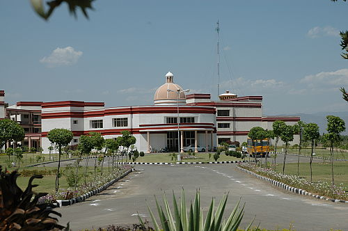 Swami Devi Dyal Institute of Engineering and Technology