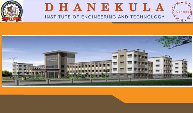 Dhanekula Institute of Engineering and Technology