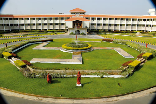 Annual Meeting of K S Rangasamy College of Technology