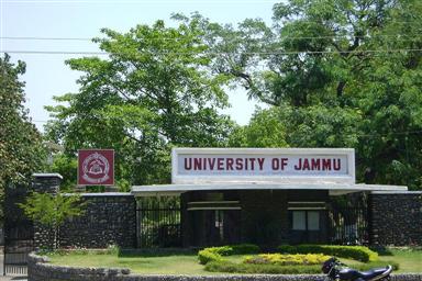 Jammu Unievrsity