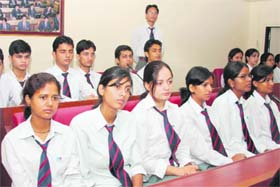 Screening Test for Scholarship for M.Tech 2012 Batch