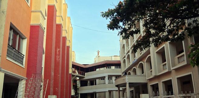 St Annes College Bangalore