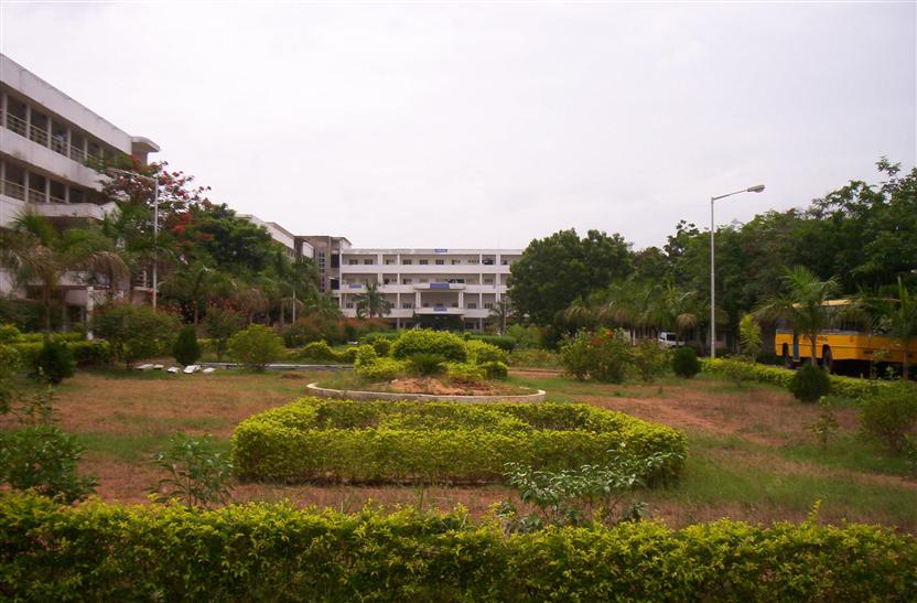 Gayatri Vidya Parishad College of Engineering