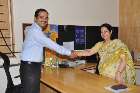 DR MADHUMITA CHATTERJI, DIRECTOR- IFIM B SCHOOL DECLARED AS A MEMBER OF THE EXECUTIVE BOARD OF AMDIS
