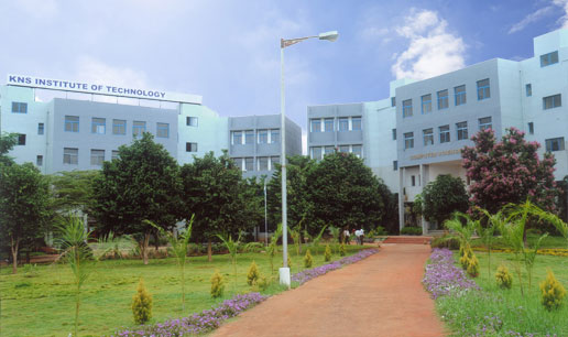 K N S Institute of Technology