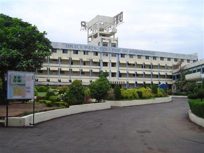 Dr D Y Patil Institute of Management Studies
