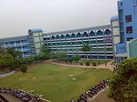 Vishwakarma Creative I College Pune