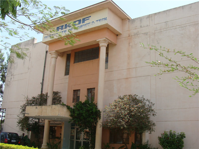 R K D F Institute of Science and Technology