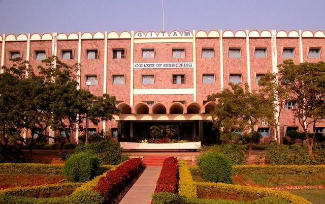 Gandhi Institute of Technology and Management