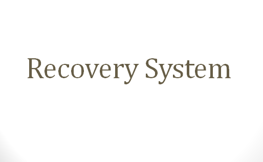 Recovery in database