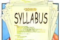 3rd year syllabus for  Kannur university Calicut