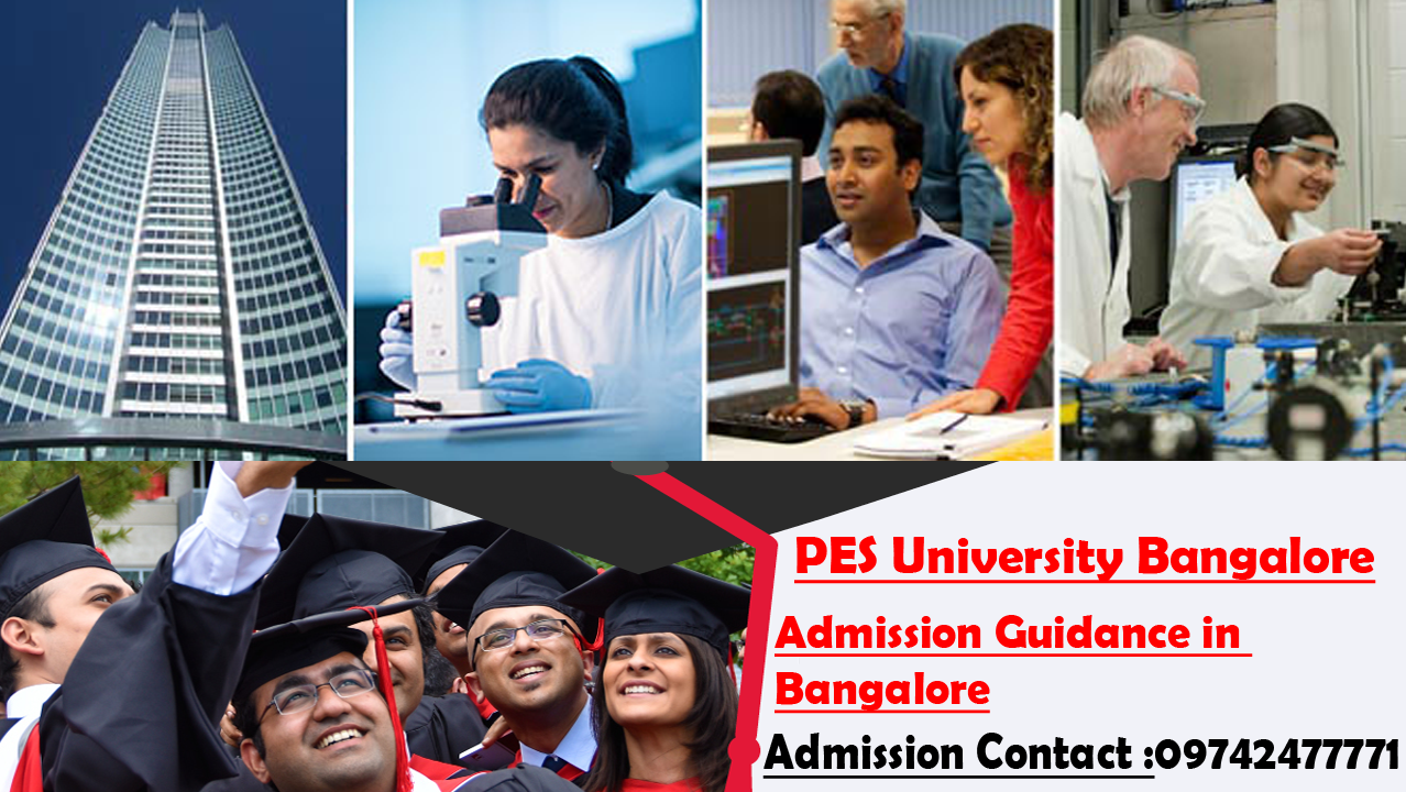 9742477771 PES University Course offered
