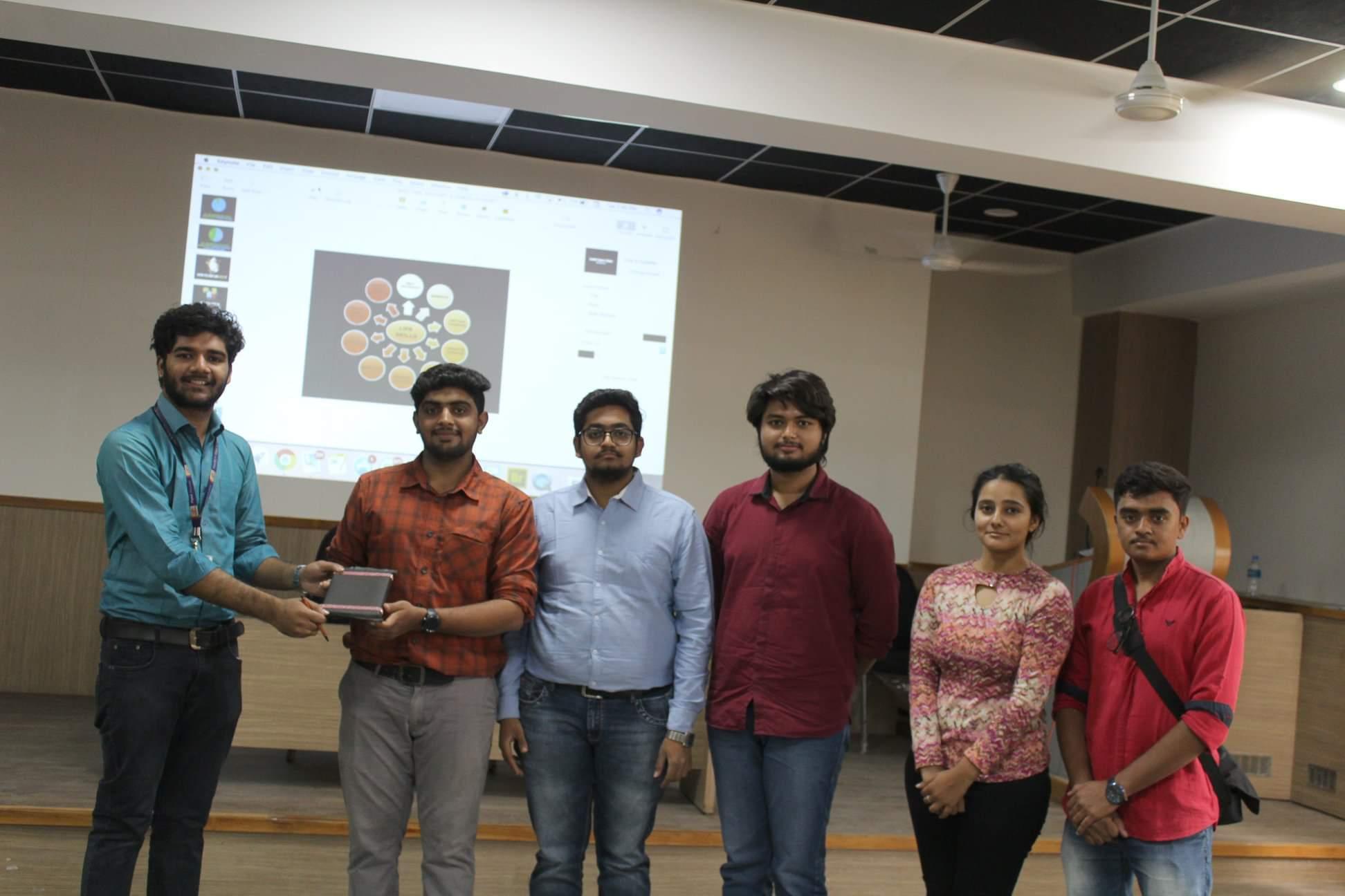 Seminar at parul University