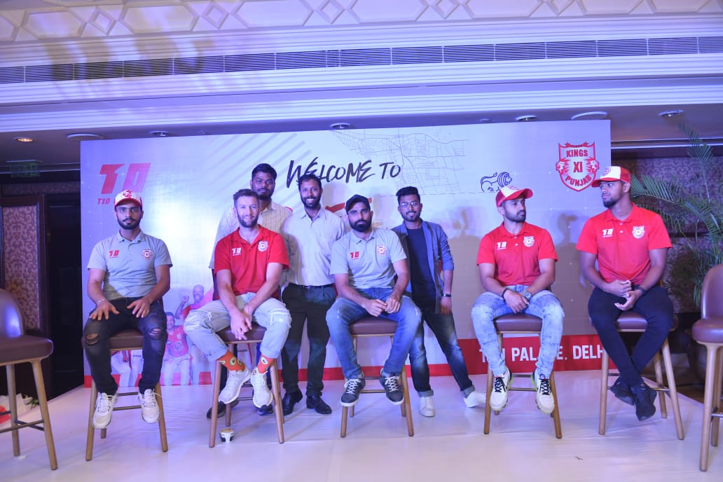 IPL 2019 TEAM KINGS XI PUNJAB & DJ UTKARSH