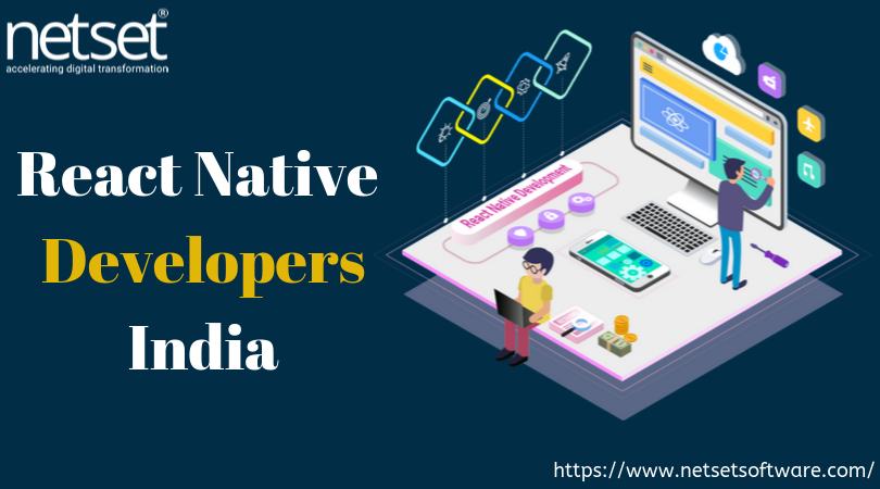React native Developers India - Dive into react native for mobile development