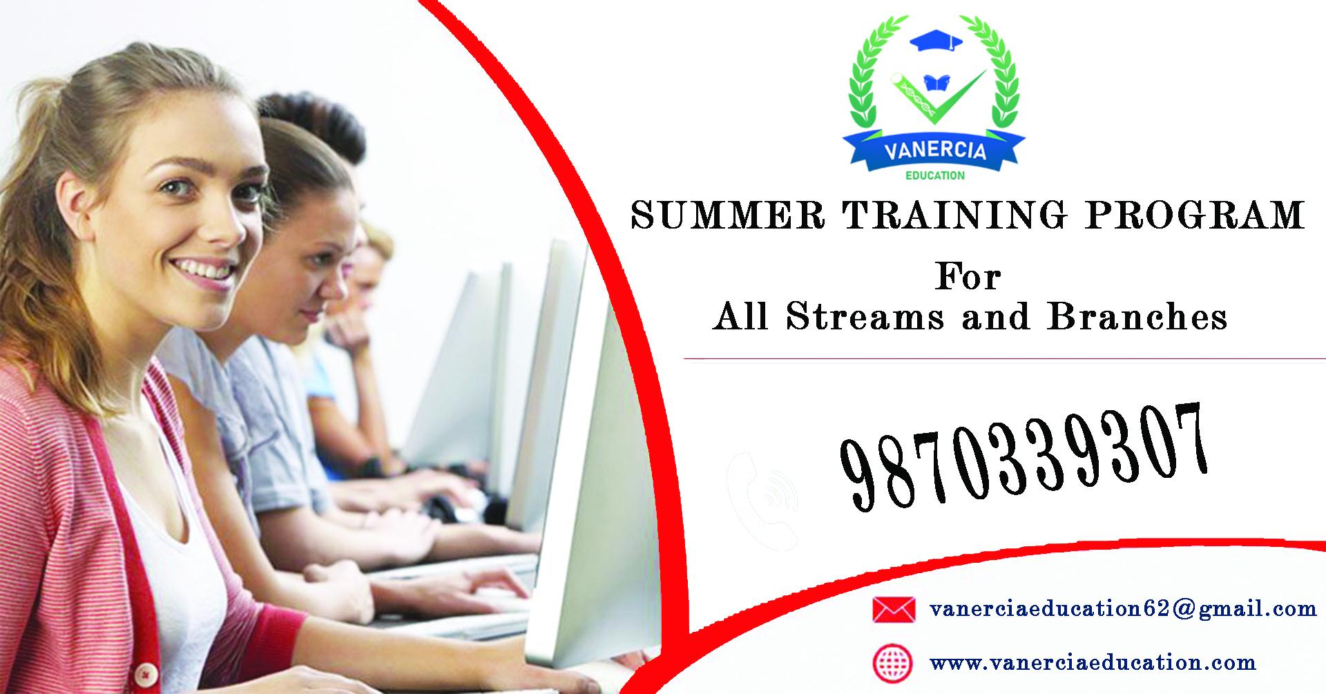 Summer Training Progmam