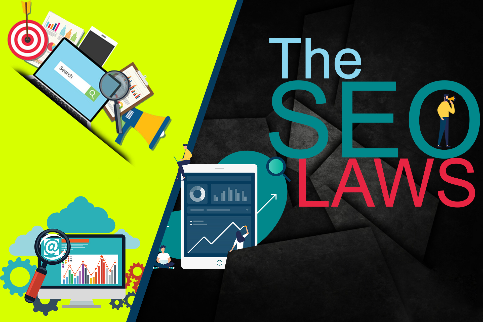 Great Laws of SEO to get higher ranking