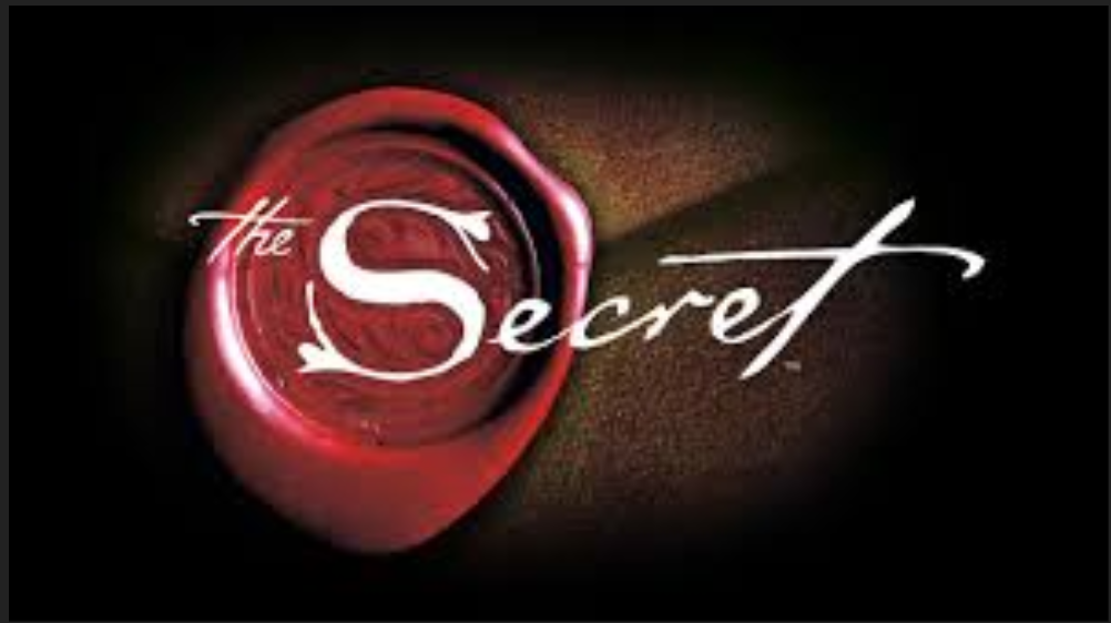 """""""The Secret"""" is my Guide"""