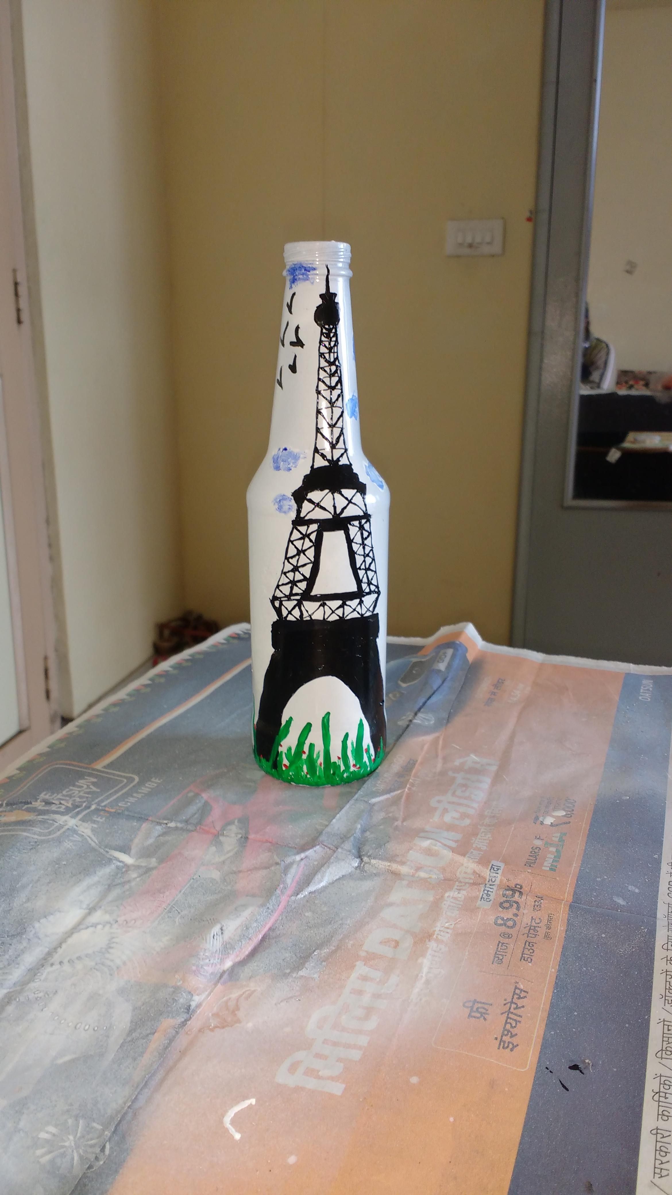 Bottle designing