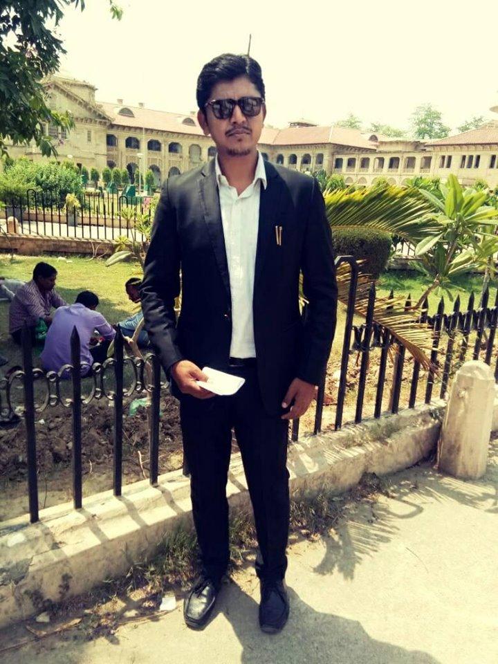 sharad Yadav Advocate